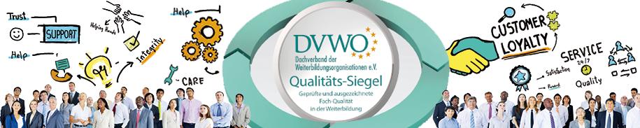 DVWO Qualitäts-Siegel